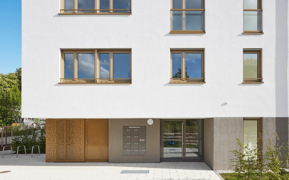 Wohnanlage Ludwigsburg: Nachhaltig gebaut - fair vermietet